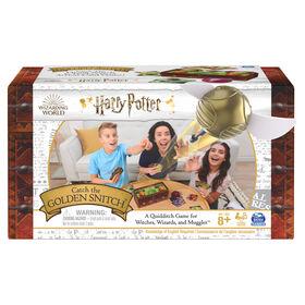 Harry Potter, La course au Vif d'or, Jeu de plateau de Quidditch pour sorciers, sorcières et Moldus