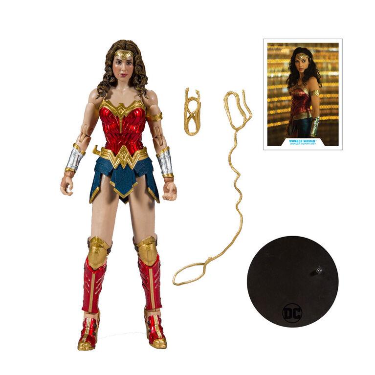 Wonder Woman: Wonder Woman 1984 Action Figure