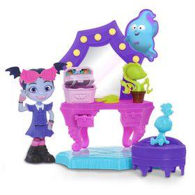 Ensemble de Jeu Spooky Fun de Vampirina - Table de Toilette Spook-tacular