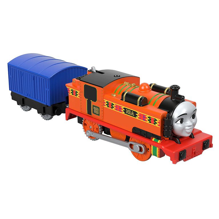 Fisher-Price Thomas & Friends TrackMaster, Nia