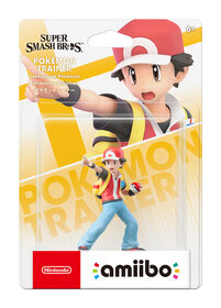 amiibo  - Pokémon Trainer - (Super Smash Bros. series)