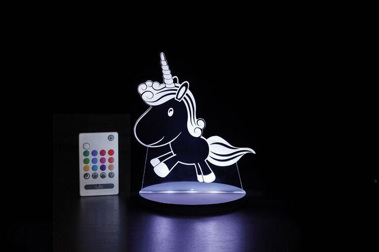 Lumière de nuit Tulio Dream Light - Licorne