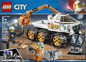 LEGO City Space Port Rover Testing Drive 60225