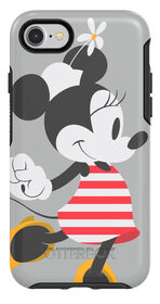 Étui Symmetry d'OtterBox pour iPHone 8/7 Minnie Stripes