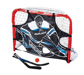 Bauer Pro Knee Hockey Goal Set