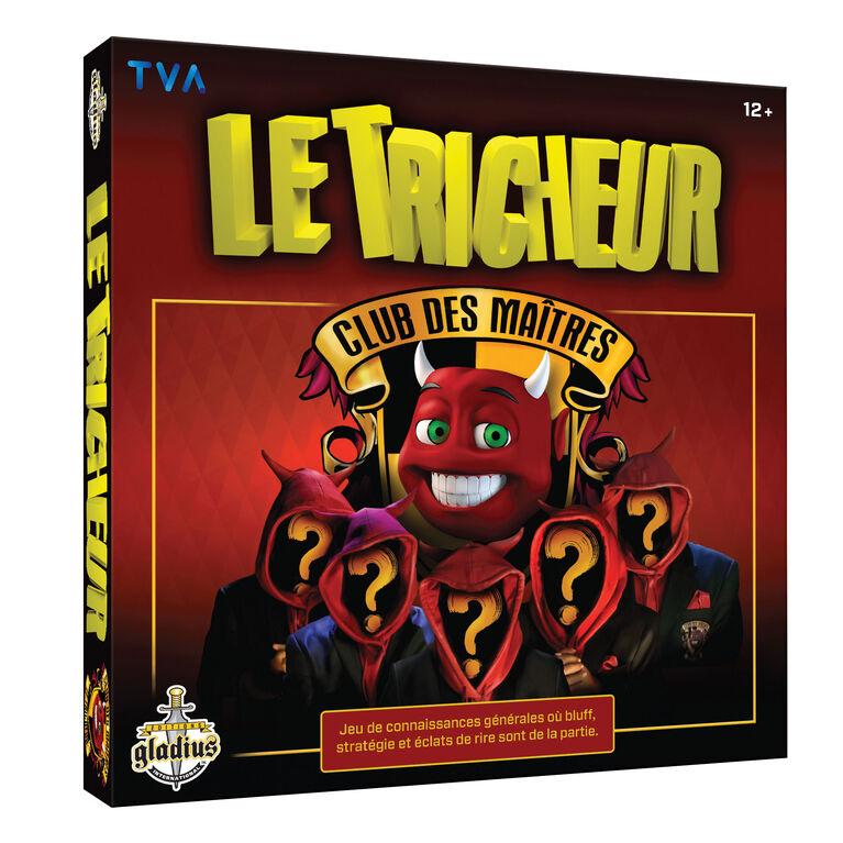 Le Tricheur Club des Maitres French Edition