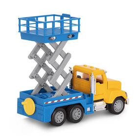 Driven, Toy Scissor Lift Truck with Lights and Sounds