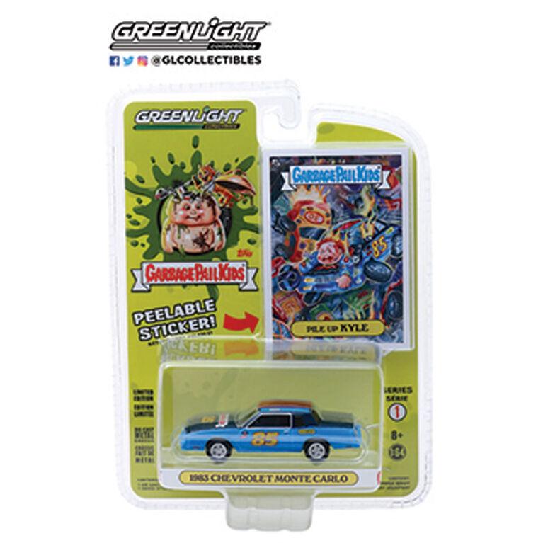 1:64 Greenlight  Pre - 1983 Chevrolet Monte Carlo