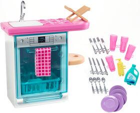 Barbie Indoor Furniture, Dishwasher Pack