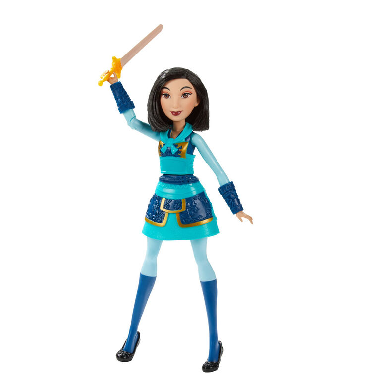 Disney Princess, poupée Mulan