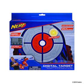 Nerf Elite marquer et frapper cible numérique