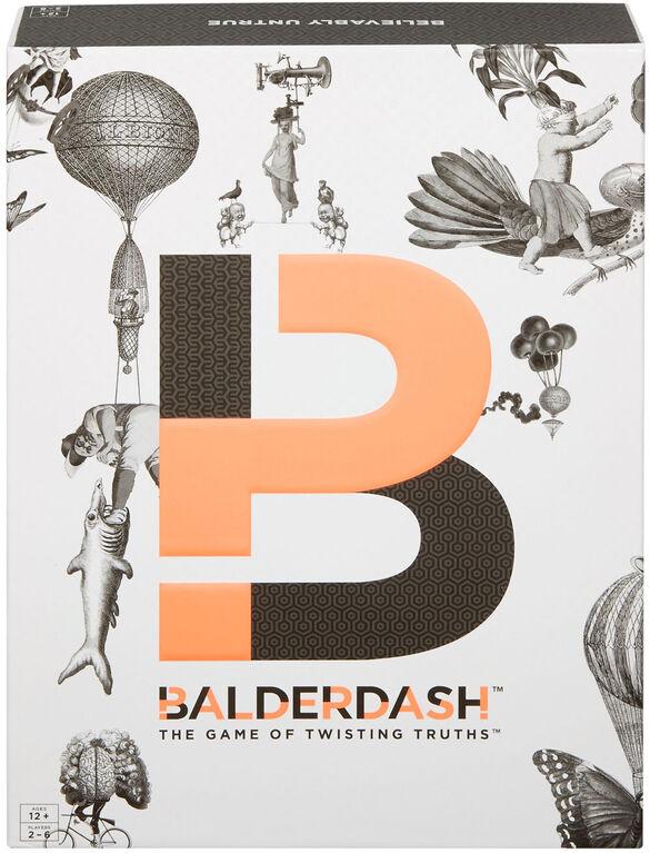 Balderdash Game- English Edition