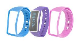 Vivitar Bluetooth Activity Tracker - Purple, Blue, Pink