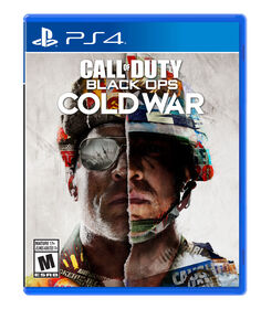 PlayStation 4  Call Of Duty: Black Ops Cold War