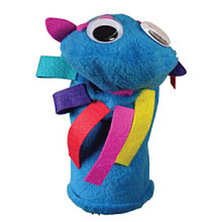 Creativity for Kids - Make Your Own Sock Puppets