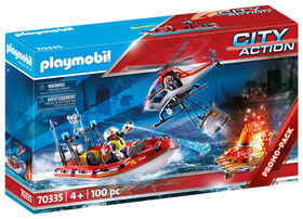 Playmobil - Fire Rescue Mission