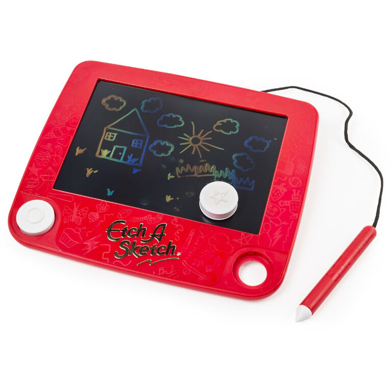 Etch A Sketch - Freestyle Drawing Pad with Stylus and Stampers