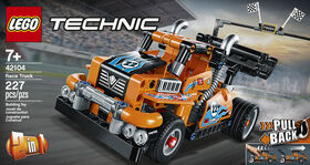 LEGO Technic Le camion de course 42104