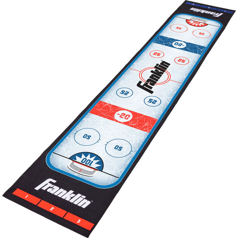 Tapis de jeu de hockey sur table Franklin Sports