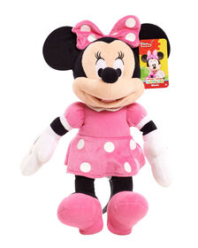 Disney Medium Plush Minnie in Pink