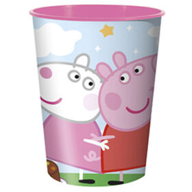 Peppa Pig 16oz Plastic Cup
