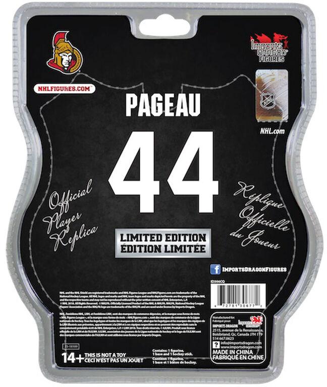 """Jean-Gabriel Pageau Ottawa Sentators 6"""" NHL Figure"""