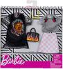 Barbie Fashions Checkered Rockband Tee 2-Pack