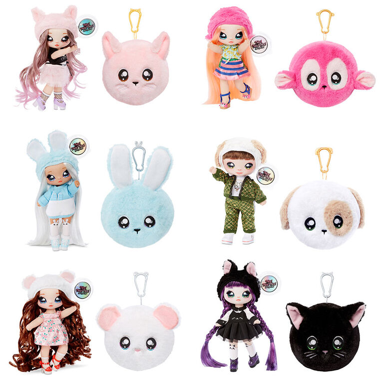 Na! Na! Na! Surprise - 2-in-1 Fashion Doll & Pom Purse Series 2