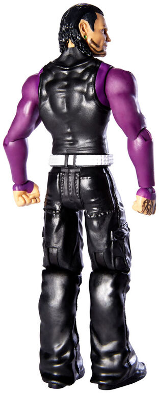 WWE Top Picks Jeff Hardy Action Figure - English Edition