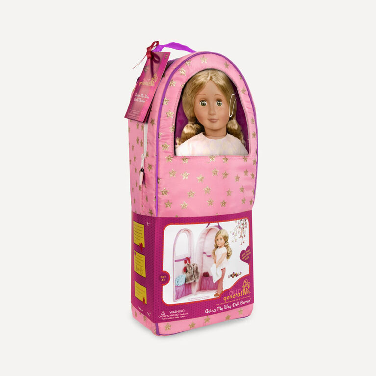 Our Generation, Going My Way Doll Carrier, 18-inch Doll Carrier
