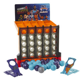 Connect 4 Shots: Space Jam A New Legacy Edition Game for 2 or More Players