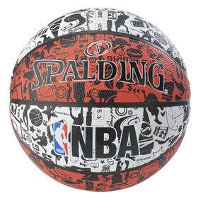 Spalding Graffiti Ball