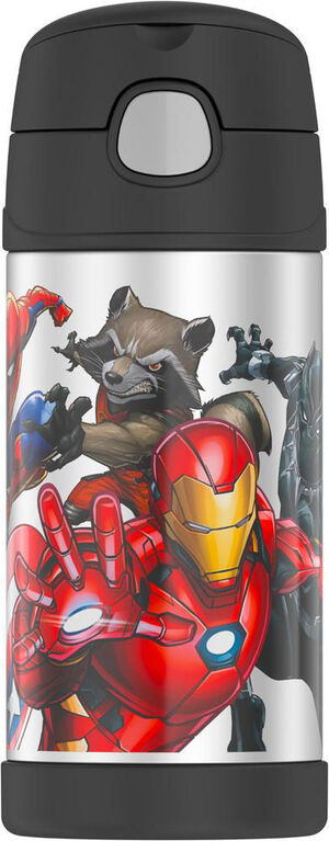 Marvel Universe  Thermos Funtainer Water Bottle 355 ml