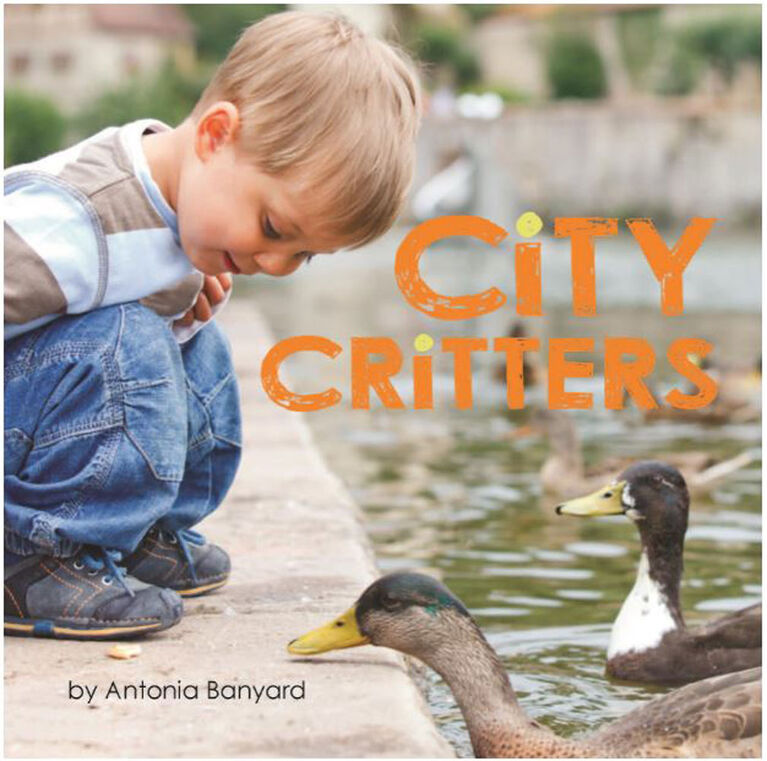 City Critters - English Edition