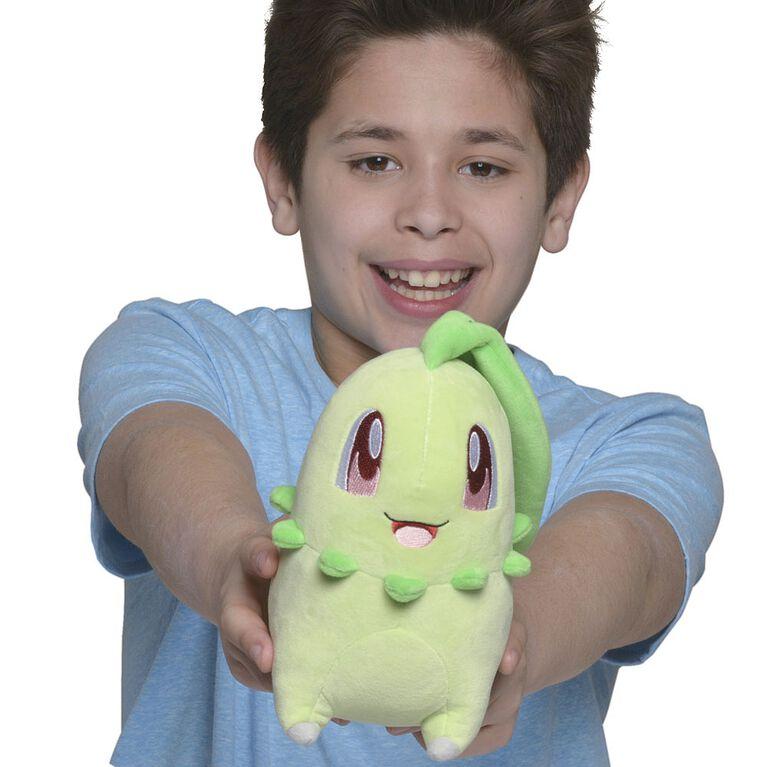 "Pokemon 8"" Plush - Chikorita"