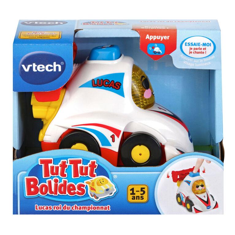 VTech Go! Go! Smart Wheels Race Car - French Edition