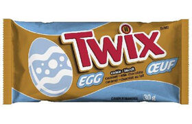 Twix Easter Egg Single 30G - Items sold individually, characters may vary