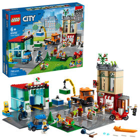 LEGO My City Town Center 60292