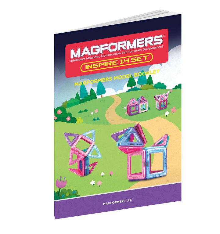 Ensemble Magformers Inspire de 14 pièces