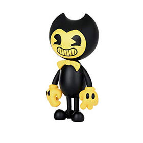 "Bendy and the Ink Machine 5"" Figure - Yellow Edition"