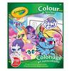 Crayola Colour & Sticker Book, My Little Pony