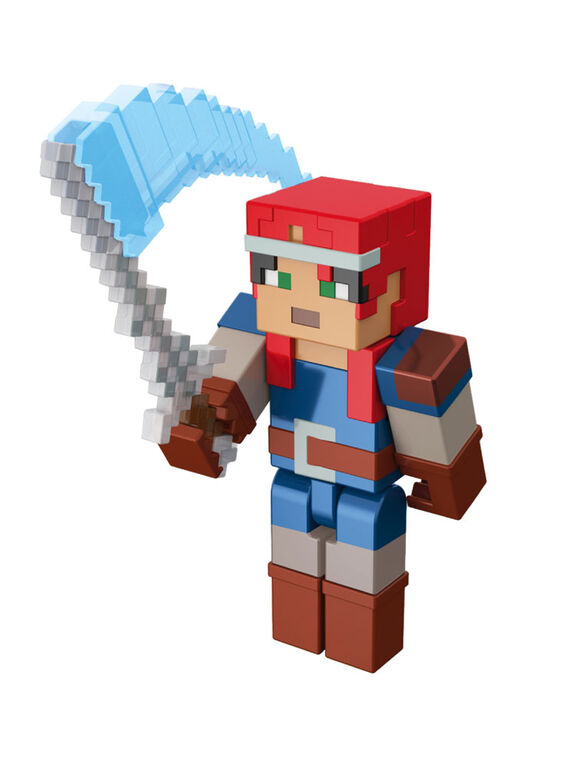 Minecraft - Dungeons - 8,26 cm (3,25 PO) - Figurine  Valorie