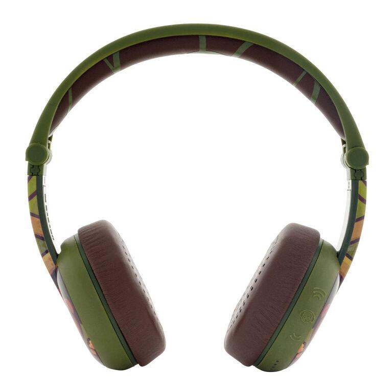 BuddyPhones Wave Wireless - Singe Vert