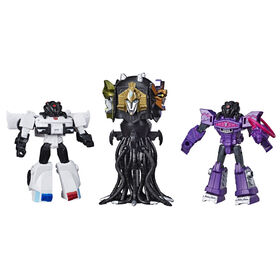 Transformers Bumblebee Cyberverse Adventures, jouet Quintesson Invasion - Édition anglaise