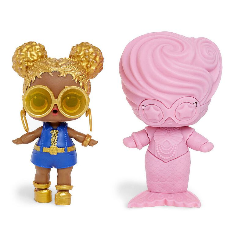 L.O.L. Surprise Eye Spy Series UnderWraps Dolls