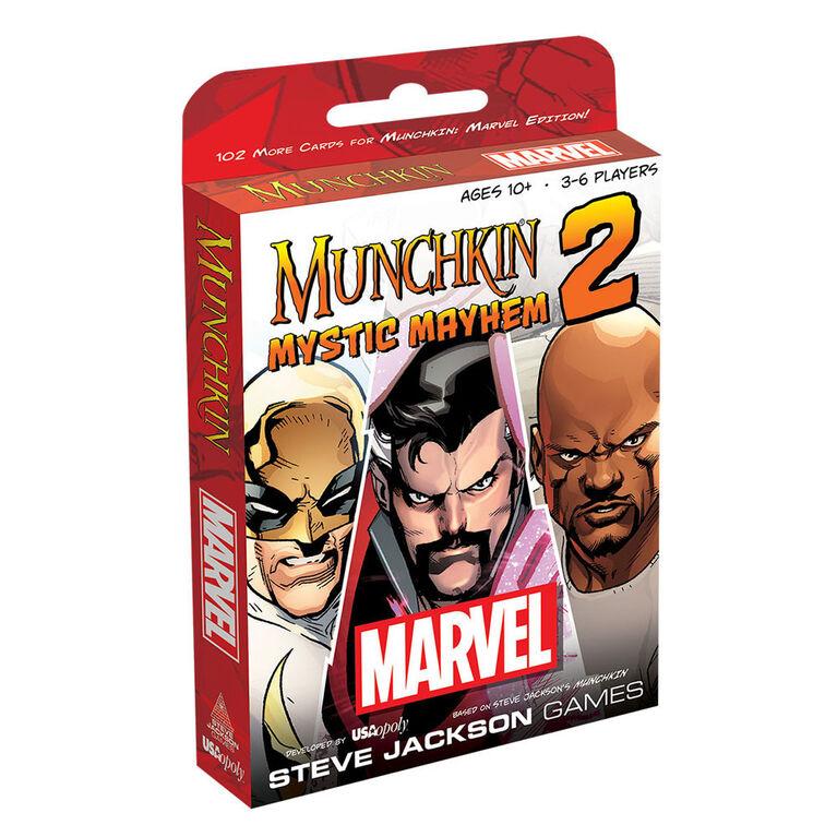 MUNCHKIN Marvel 2: Mystic Mayhem