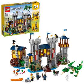 LEGO Creator Le château médiéval 31120