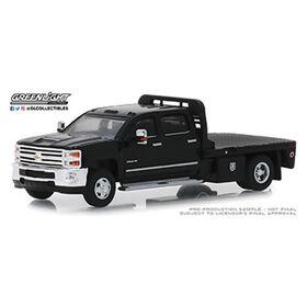 1:64 Tread Setters/2018 Chevrolet Silverado 3500Hd/Black