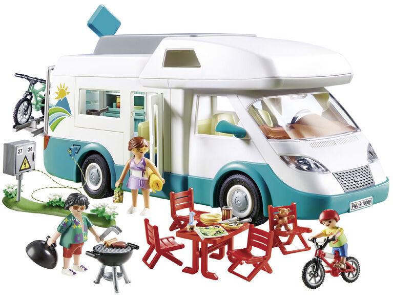 Playmobil Family Camper 70088