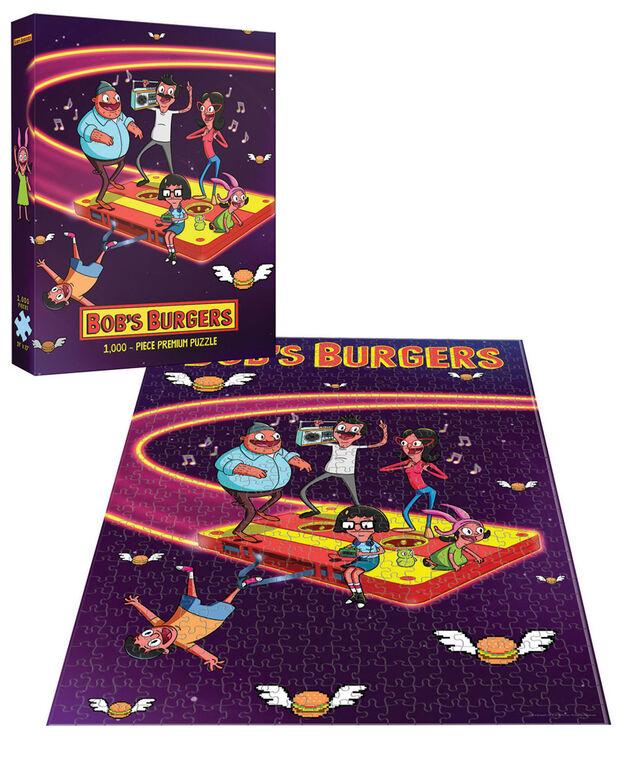 "Bob's Burgers ""Belchers in Space"" 1000 Piece Puzzle"